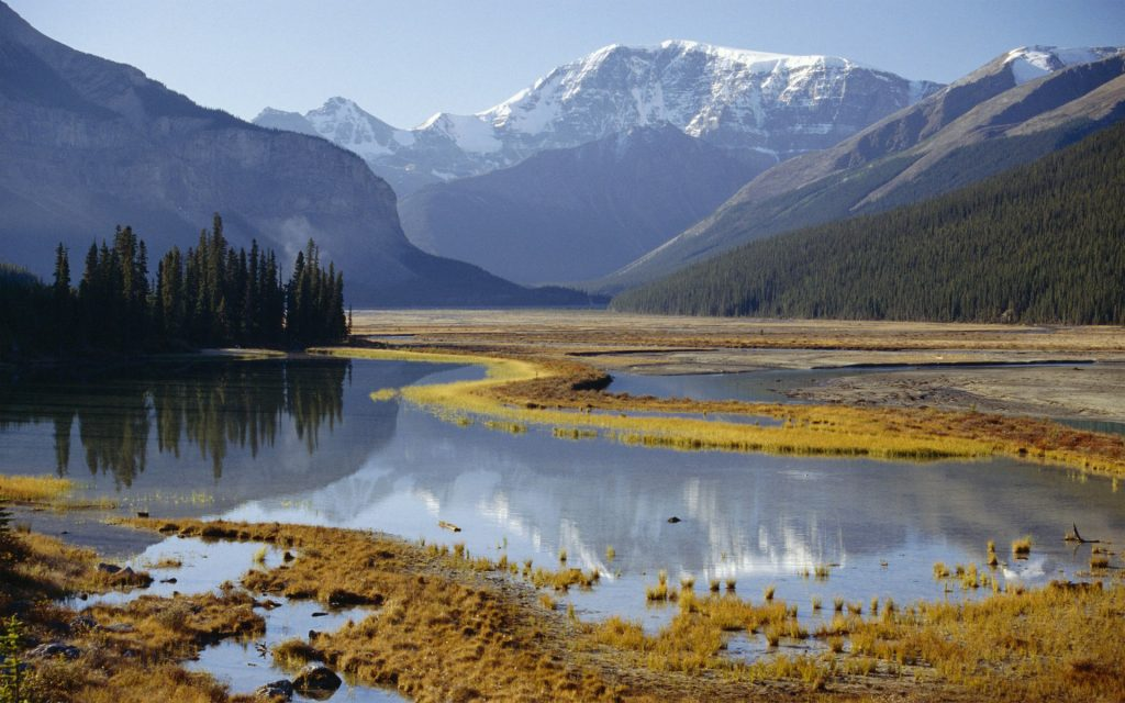 Jasper National Park Widescreen Wallpaper 1920x1200