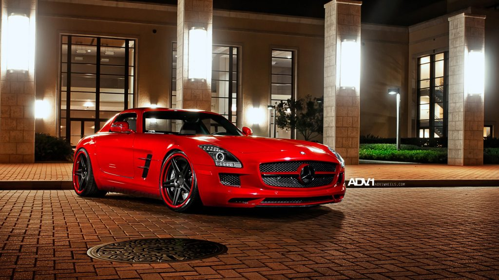 Mercedes Benz Full HD Wallpaper 1920x1080