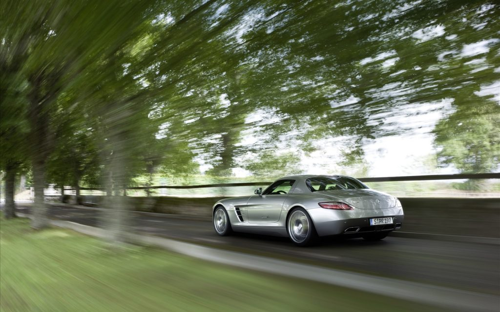Mercedes Benz Widescreen Wallpaper 1920x1200