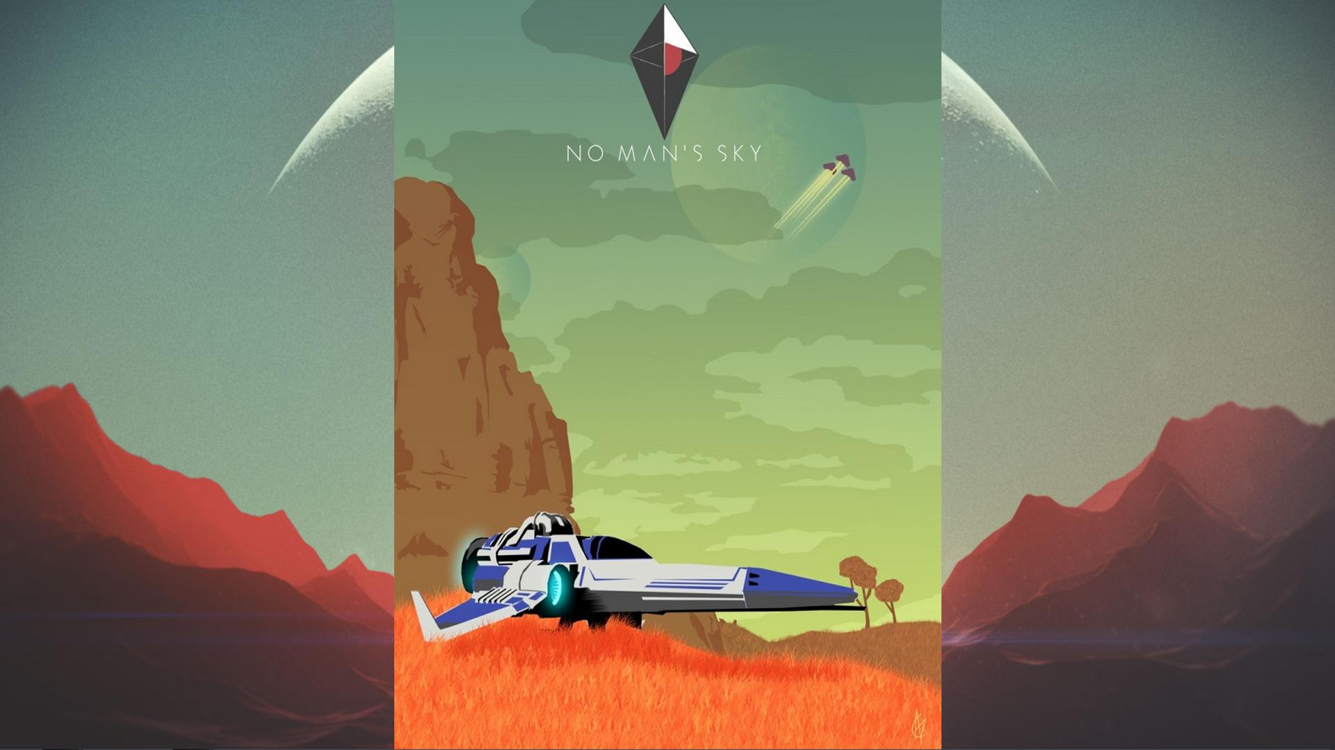 No Man S Sky 4k Wallpaper: No Man's Sky Full HD Wallpaper 1920x1080