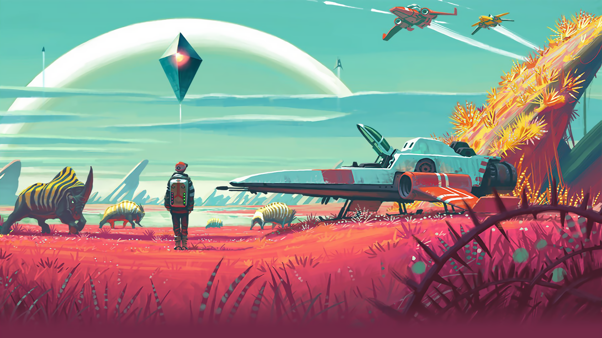 No Mans Sky Wallpapers Pictures Images
