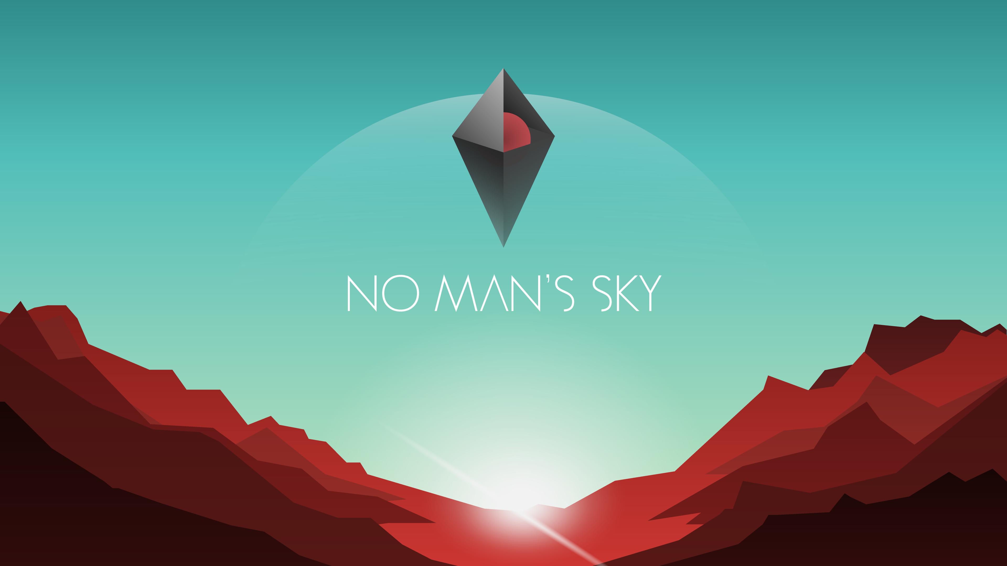 No Man S Sky 4k Wallpaper: No Man's Sky 4K UHD Wallpaper 3840x2160
