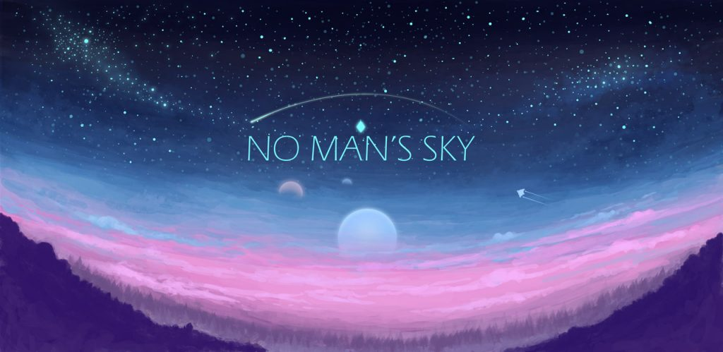 No Man's Sky Wallpaper 1280x624