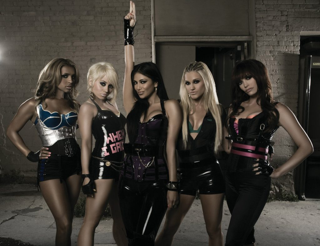 Pussycat Dolls Wallpaper 2500x1923