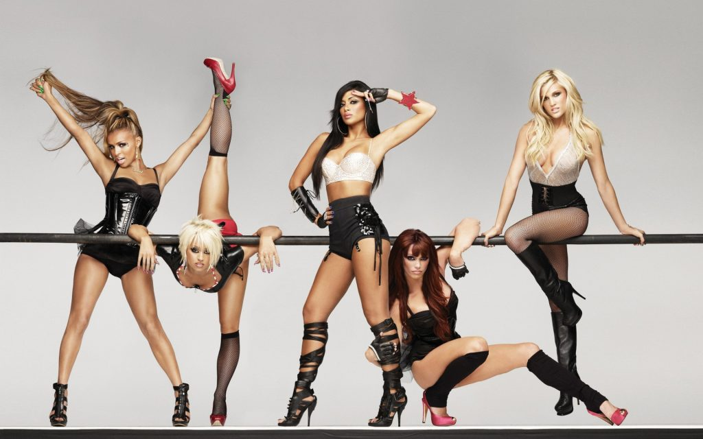 Pussycat Dolls Widescreen Wallpaper 1920x1200