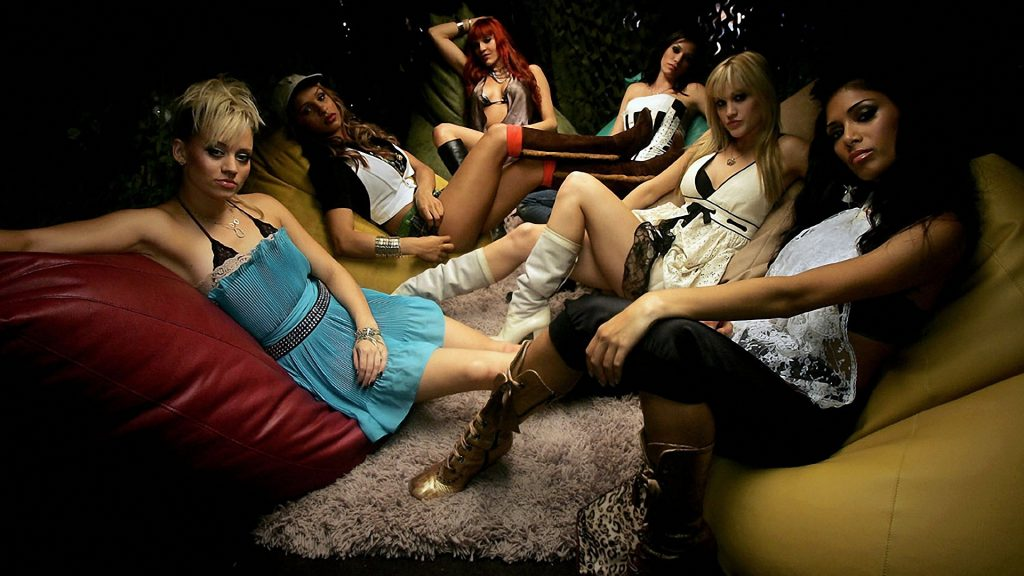 Pussycat Dolls Full HD Wallpaper 1920x1080