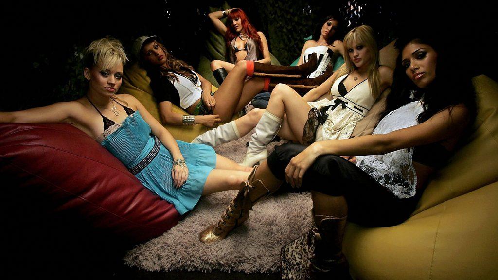 Pussycat Dolls Full HD Wallpaper 1920x1080