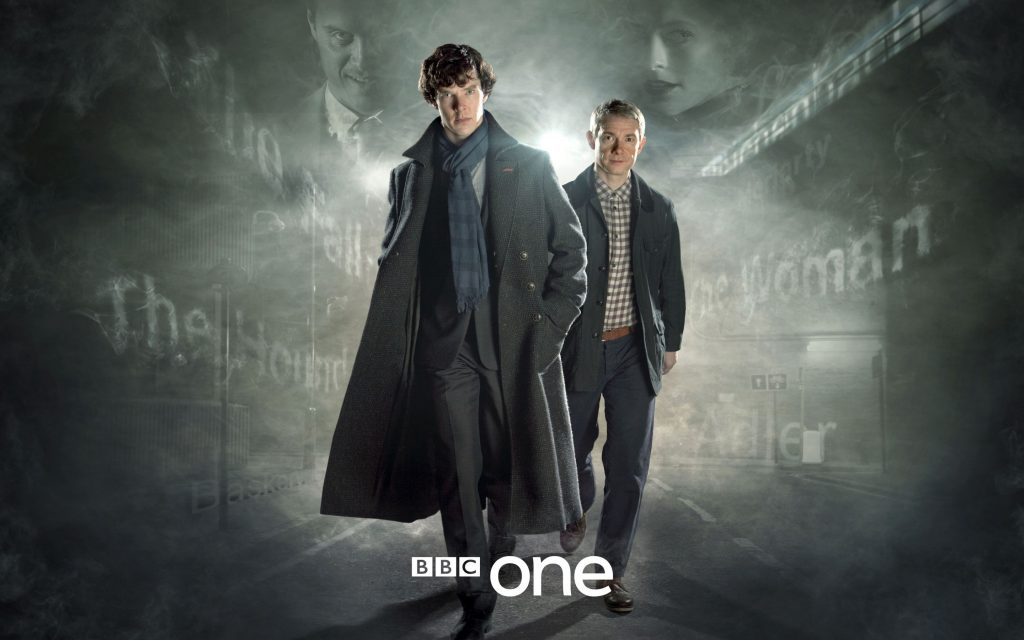 Sherlock Widescreen Wallpaper 2880x1800