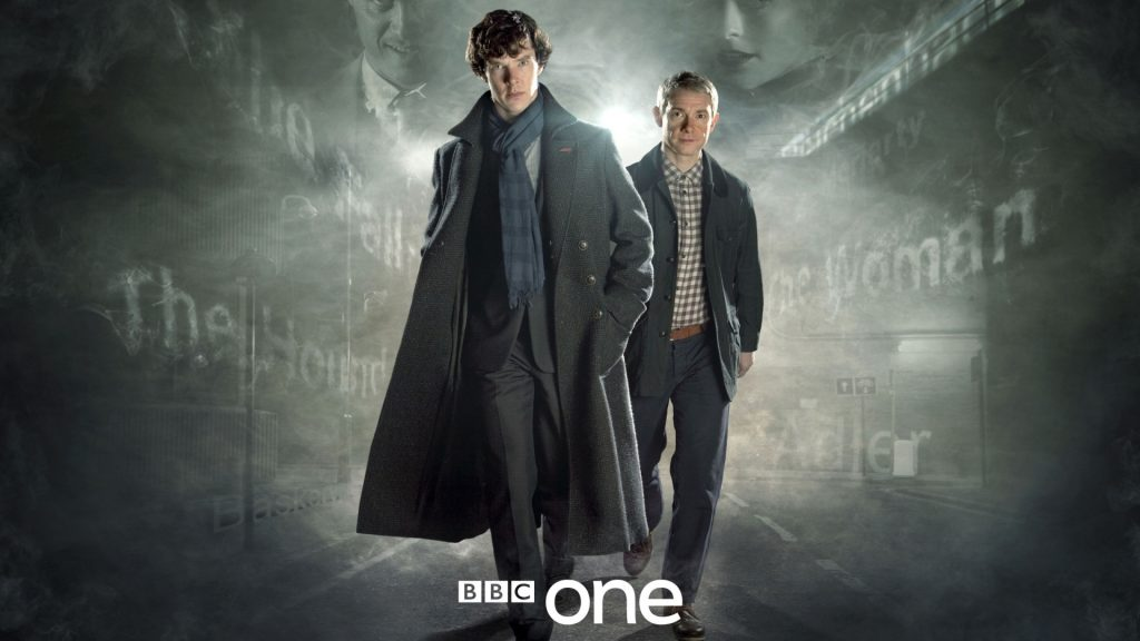 Sherlock Full HD Wallpaper 1920x1080