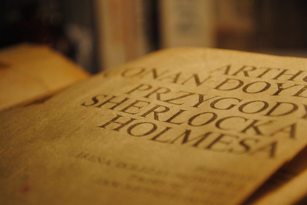 Sherlock Wallpaper 3872x2592