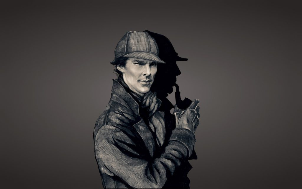 Sherlock Widescreen Wallpaper 1920x1200