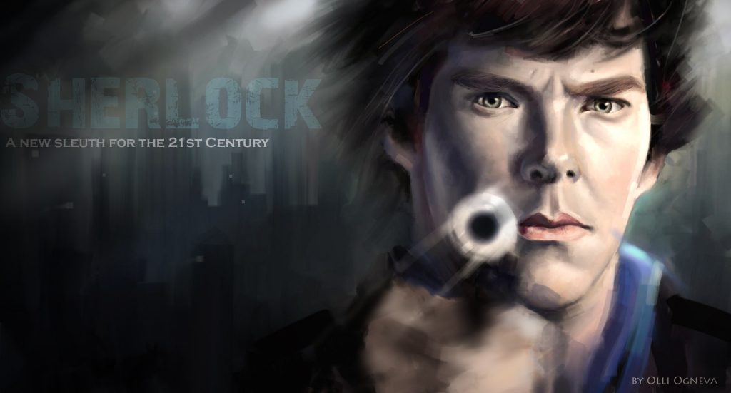 Sherlock Wallpaper 2560x1378