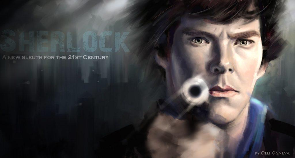 Sherlock Wallpaper 2560x1378