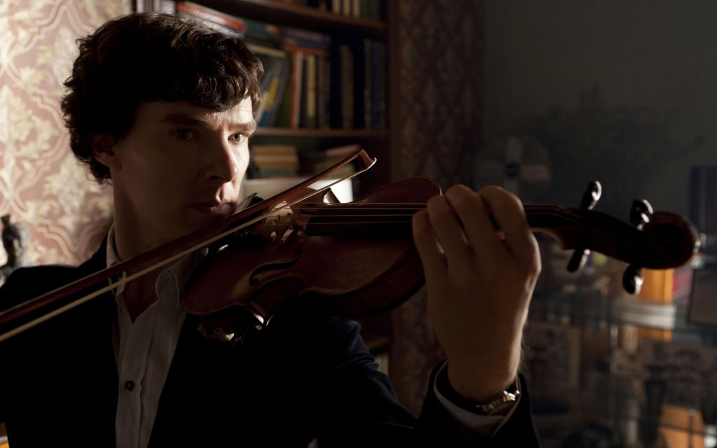 Sherlock Widescreen Wallpaper 2560x1600