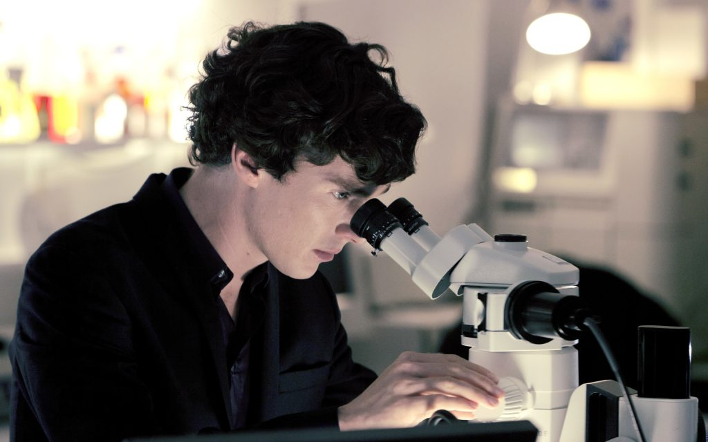 Sherlock Widescreen Wallpaper 2560x1600