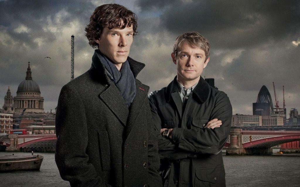 Sherlock Widescreen Wallpaper 1920x1200