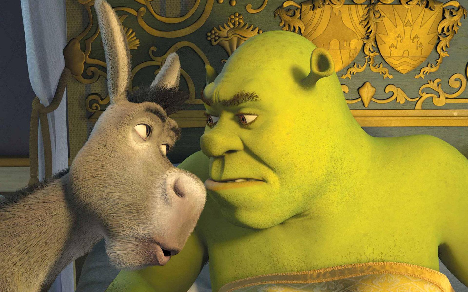 21+ Shrek Wallpaper Ipad Images