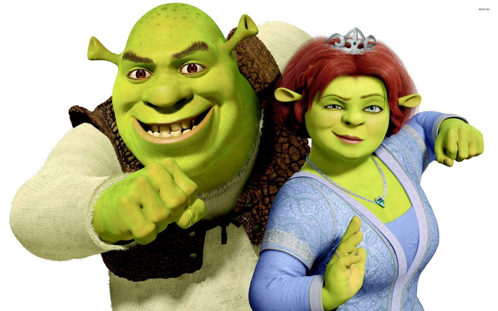Shrek Widescreen Wallpaper 2880x1800