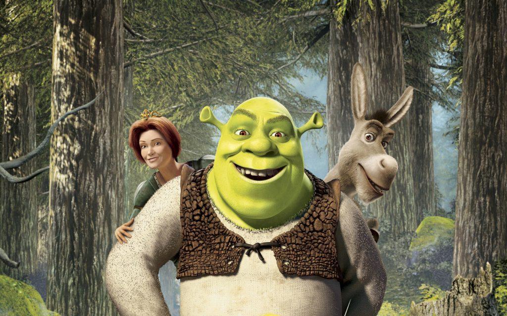 Shrek Widescreen Wallpaper 1920x1200