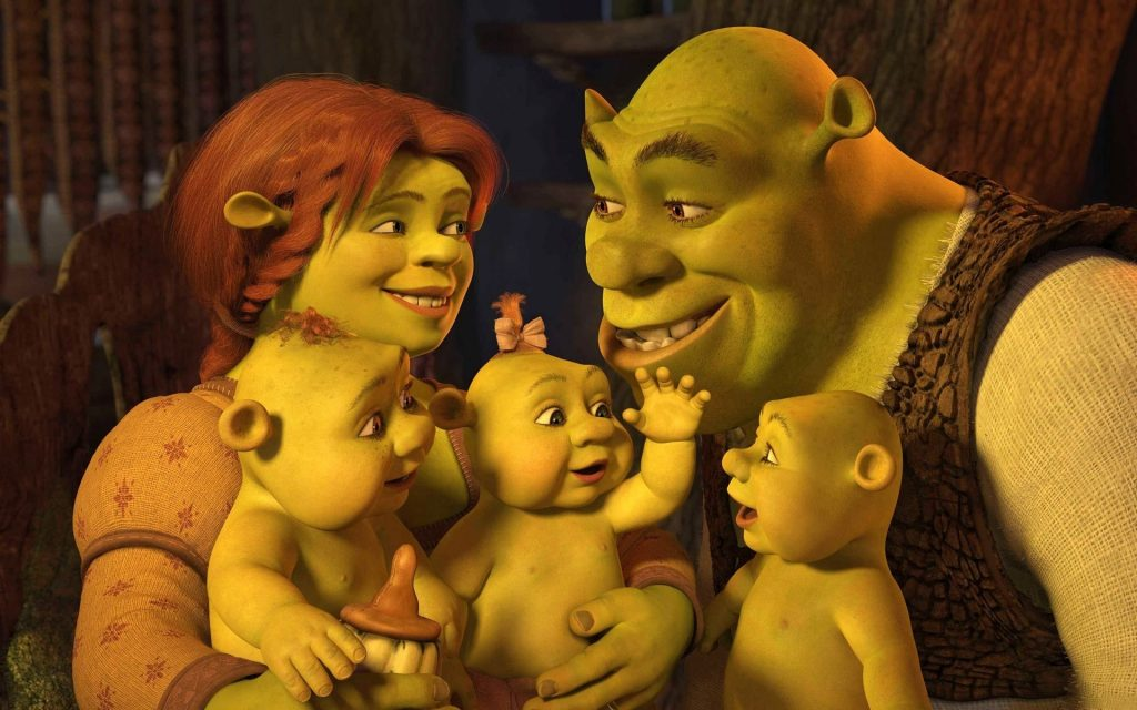 Shrek Widescreen Wallpaper 1920x1200