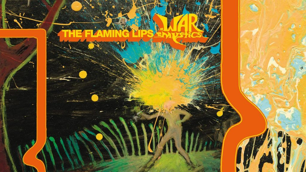 The Flaming Lips 4K UHD Wallpaper 3840x2160