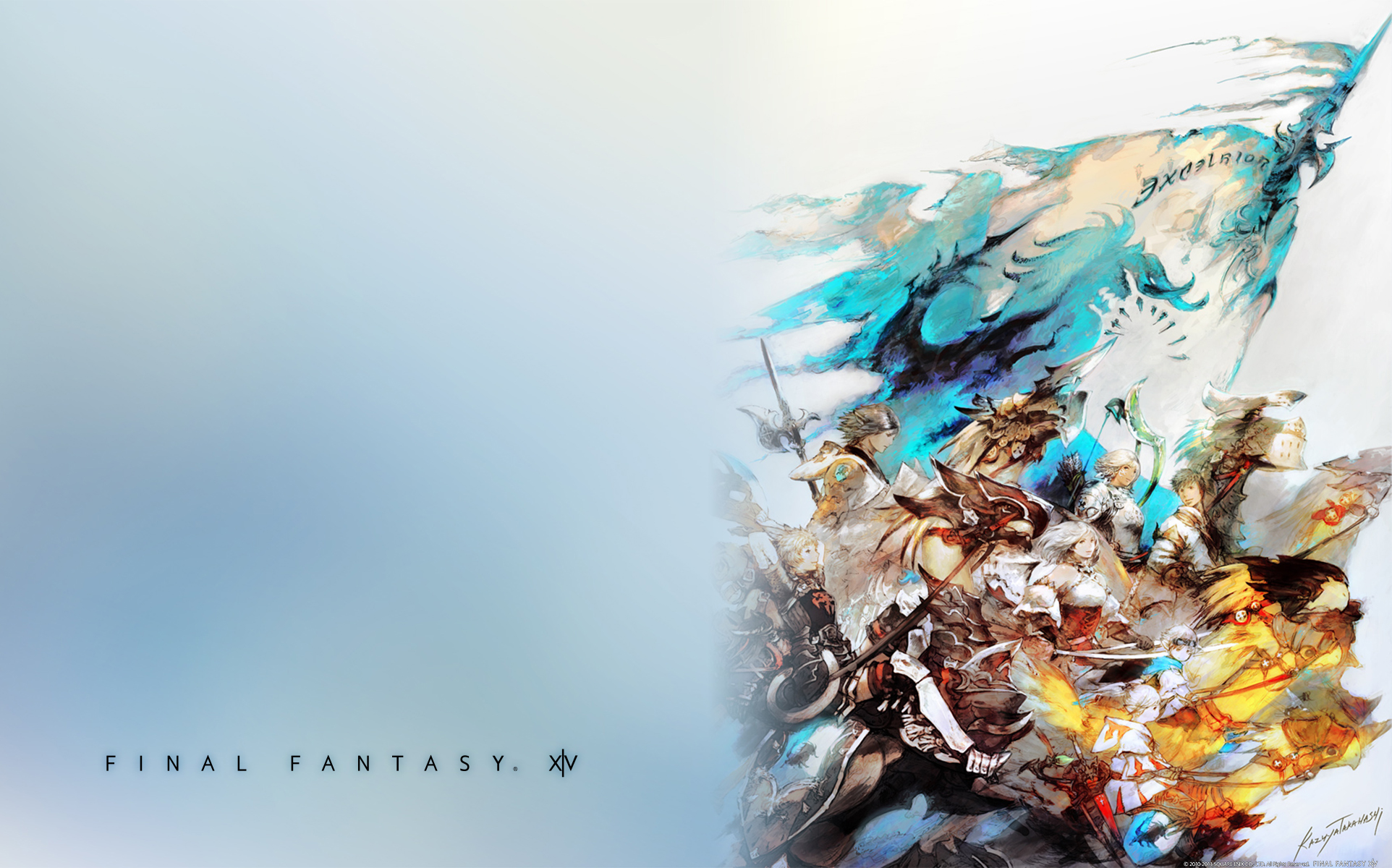 Final Fantasy XV Wallpaper 1924x1200