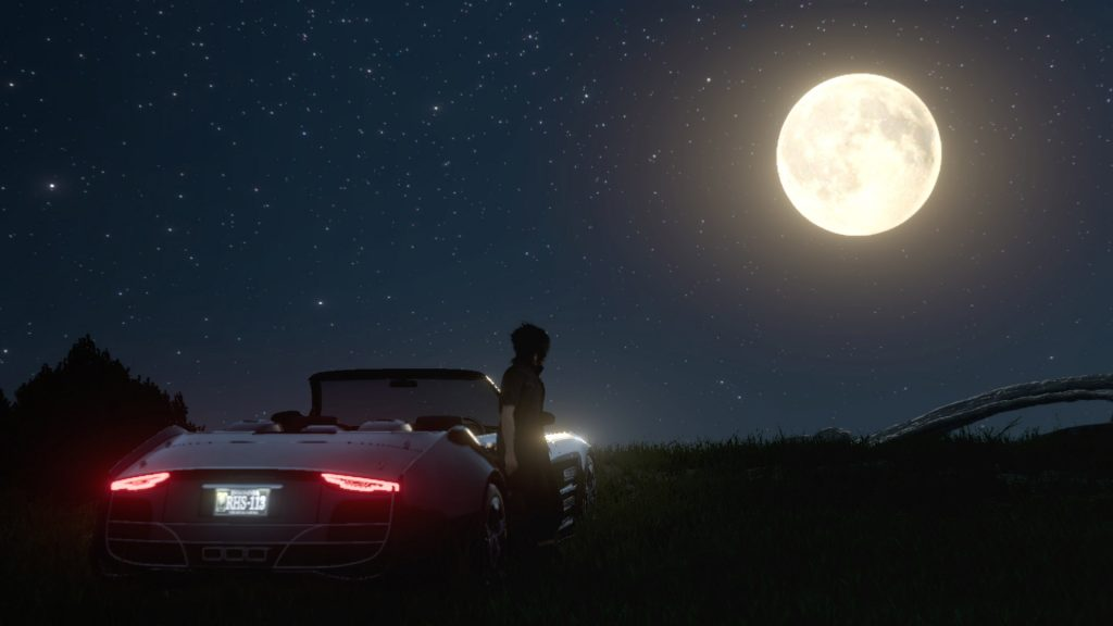 Final Fantasy XV Full HD Wallpaper 1920x1080