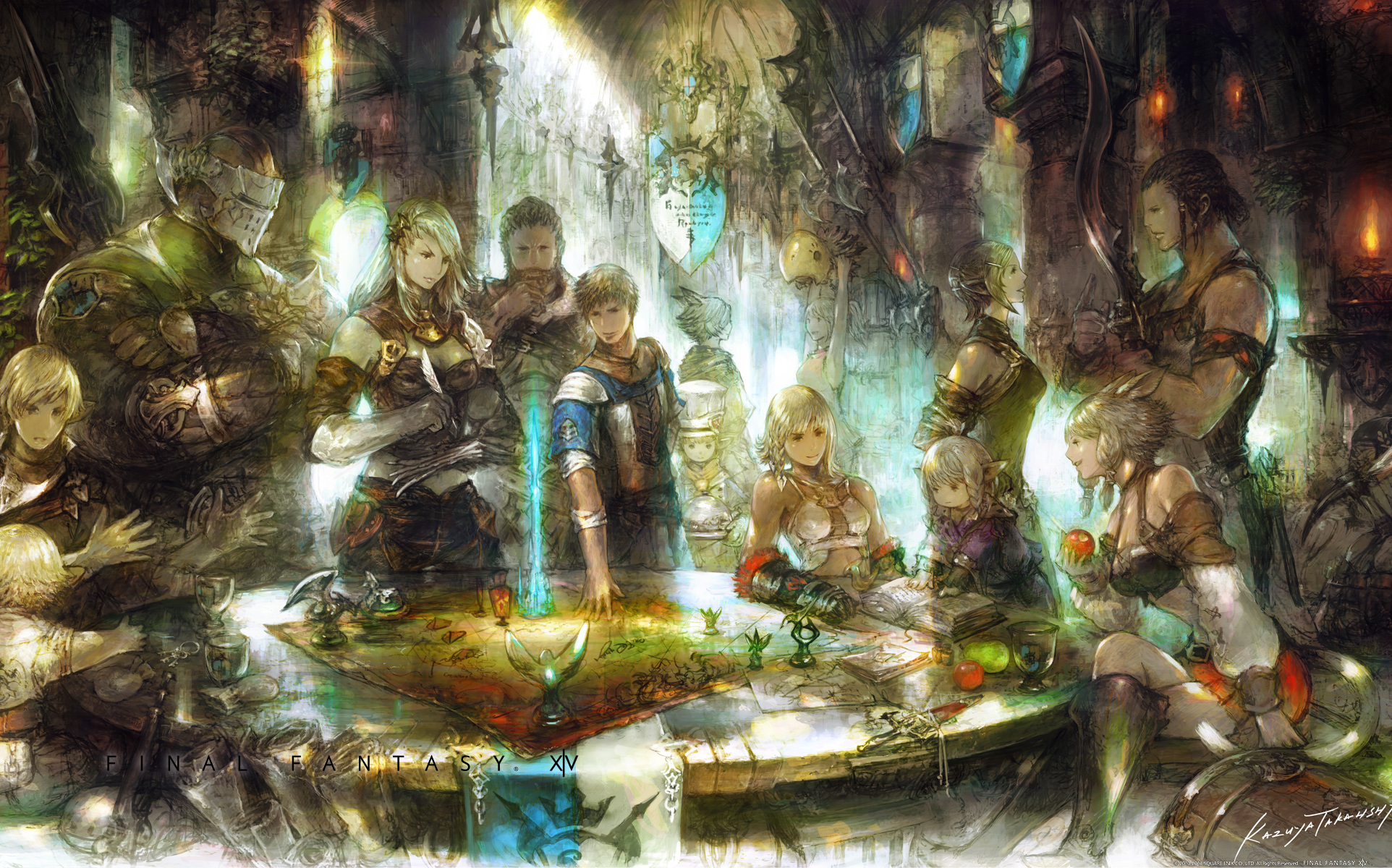 Final Fantasy Wallpapers 87 Background Pictures: Final Fantasy XV Wallpapers, Pictures, Images