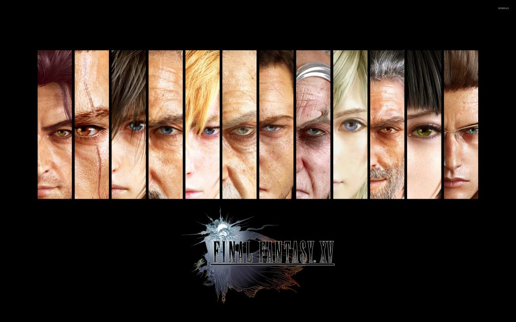 Final Fantasy XV Widescreen Wallpaper 2880x1800
