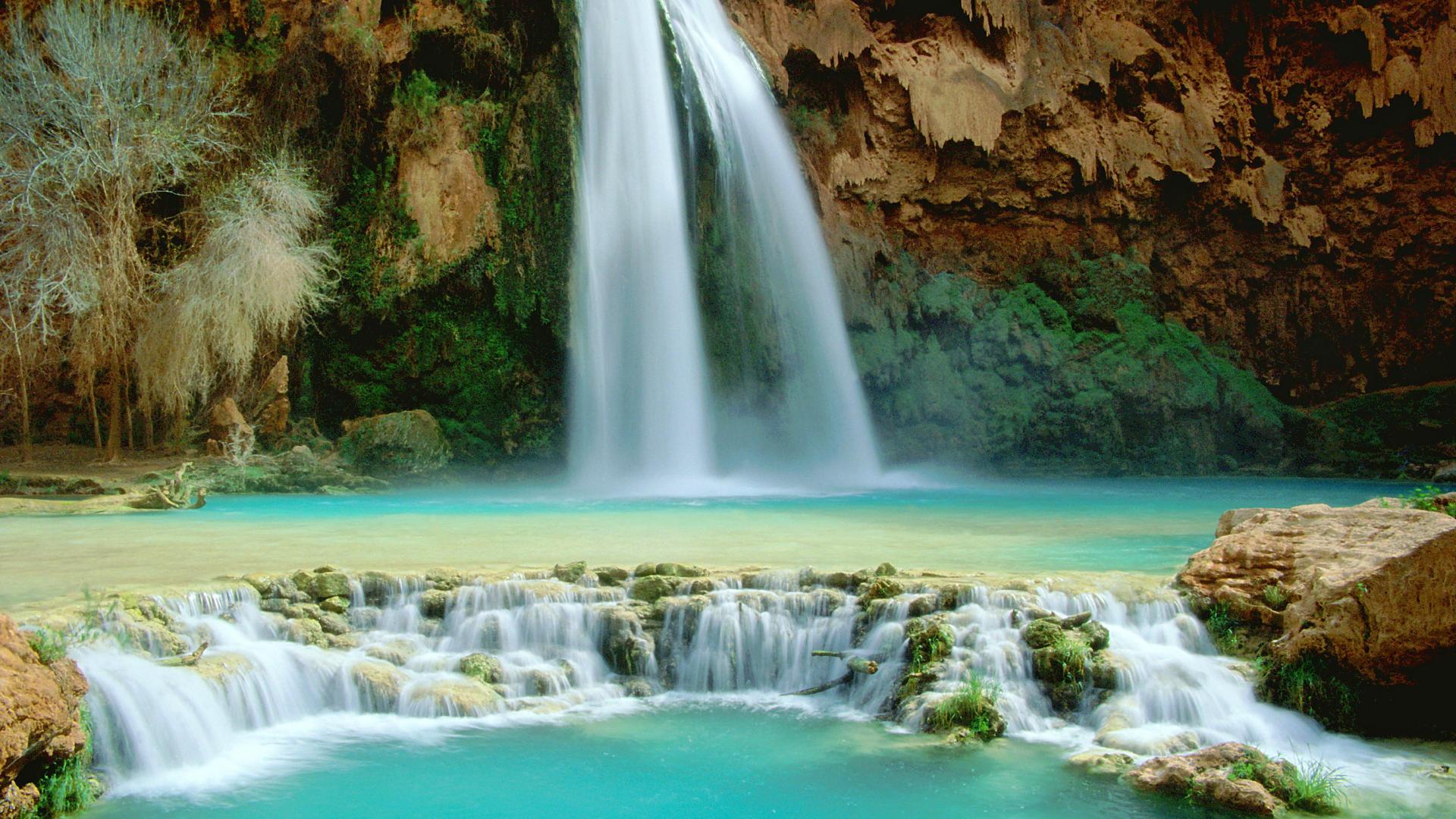 Waterfall Full HD Wallpaper 1920x1080