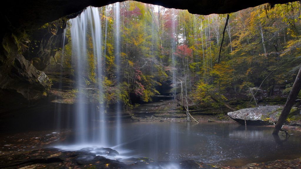 Waterfall Full HD Wallpaper 1920x1080