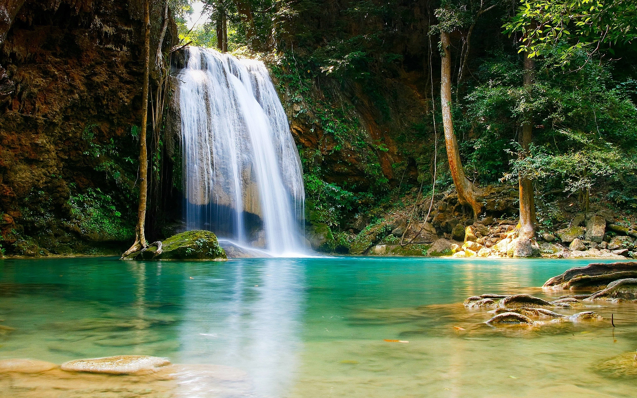 Waterfall Wallpapers Pictures Images