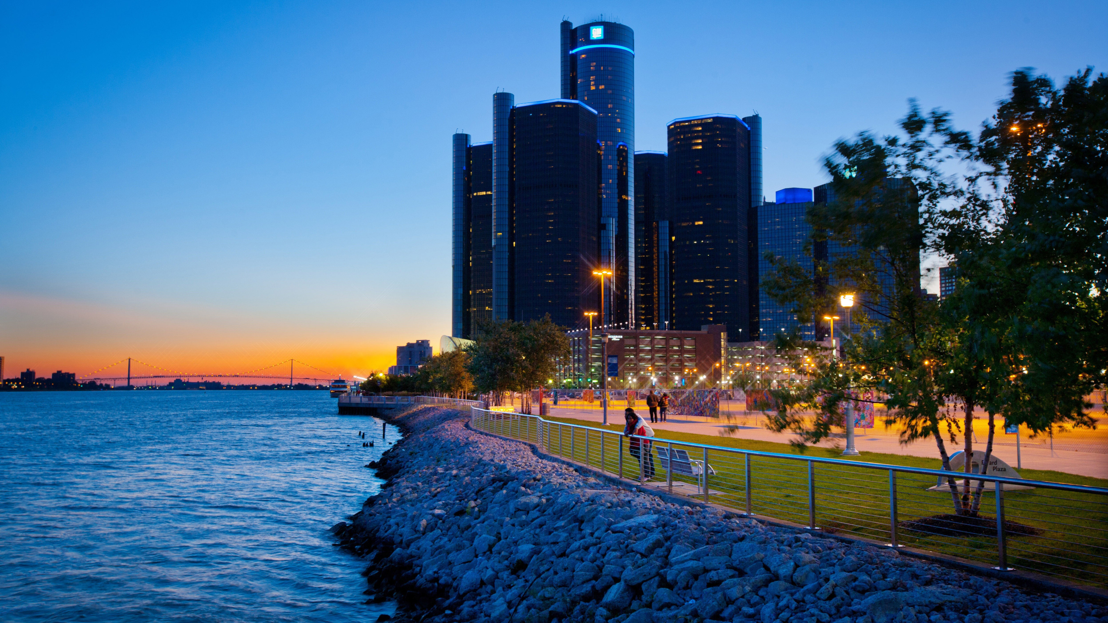 Detroit Wallpapers Pictures Images