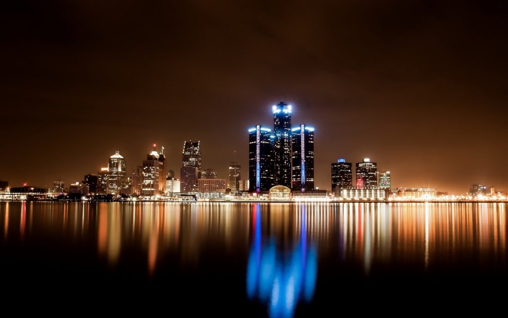 Detroit Widescreen Wallpaper 1920x1200