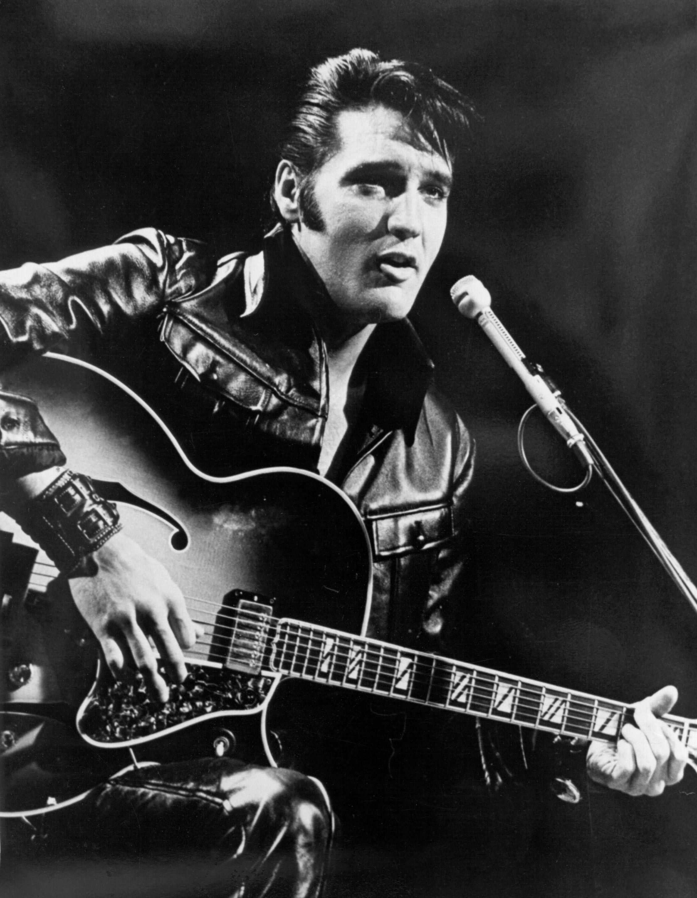 Elvis Presley Rock And Roll N1