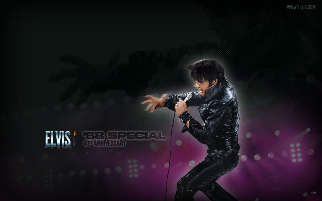 Elvis Presley Widescreen Wallpaper 1920x1200