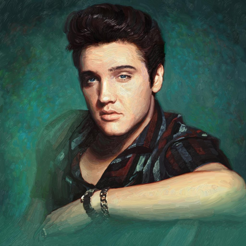 Elvis Presley Wallpaper 2953x2953