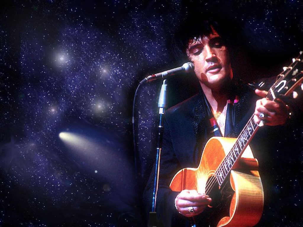 Elvis Presley Wallpaper 1417x1063