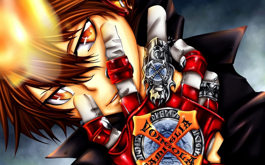 Hitman Reborn Widescreen Wallpaper 2560x1600