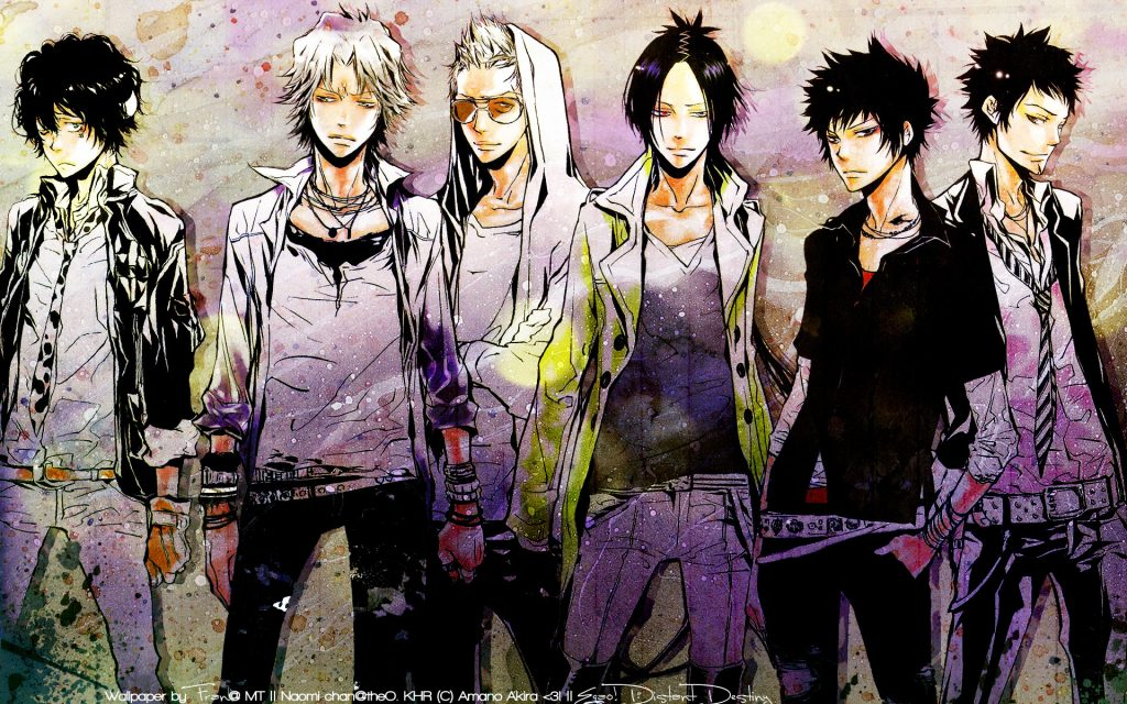 hitman reborn wallpapers pictures images