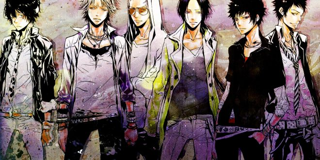Hitman Reborn Wallpapers