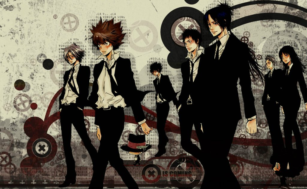 Hitman Reborn Wallpaper 1920x1183