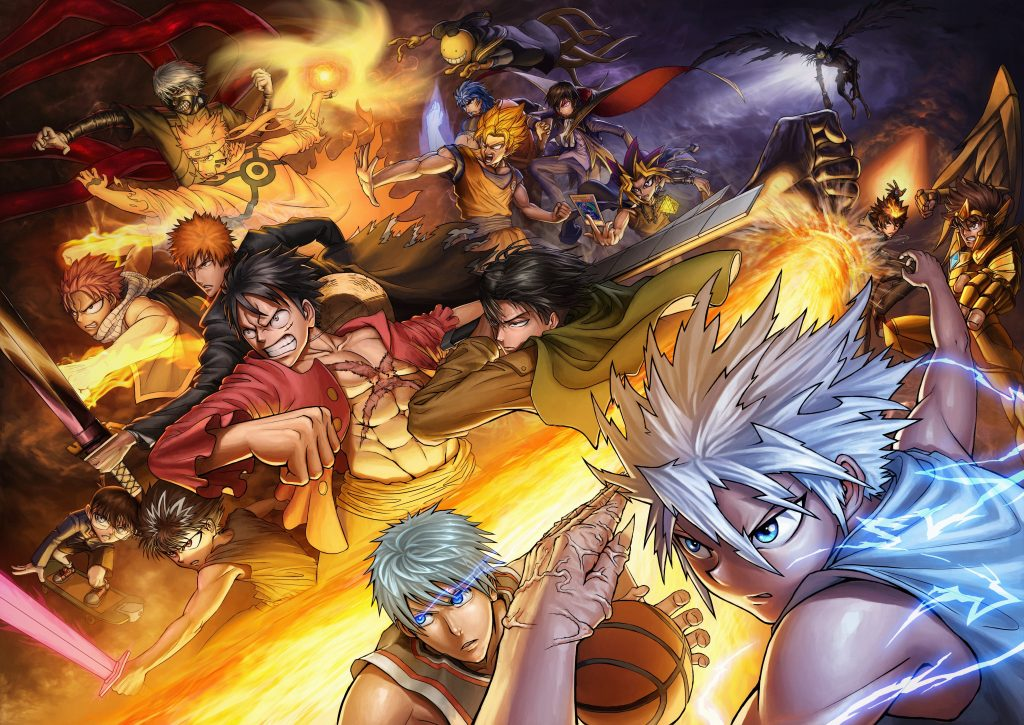 Hitman Reborn Wallpaper 5000x3541