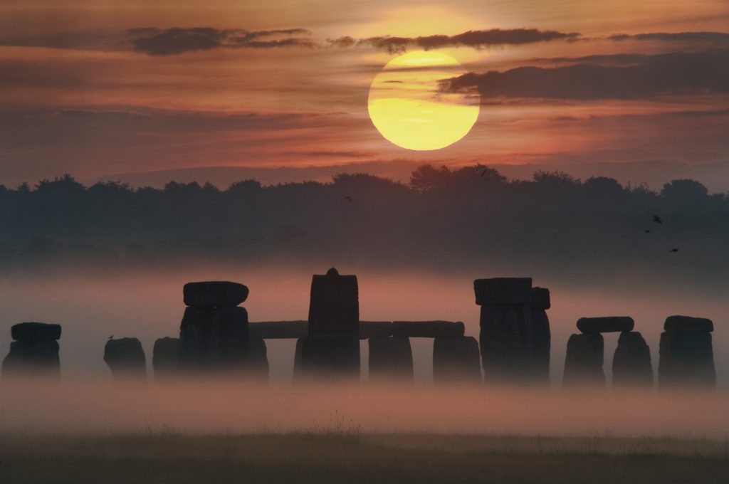 Stonehenge Wallpaper 4200x2789