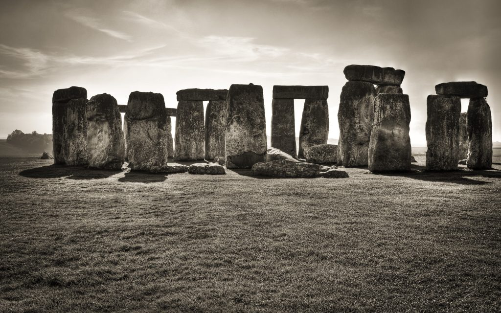 Stonehenge Widescreen Wallpaper 2560x1600
