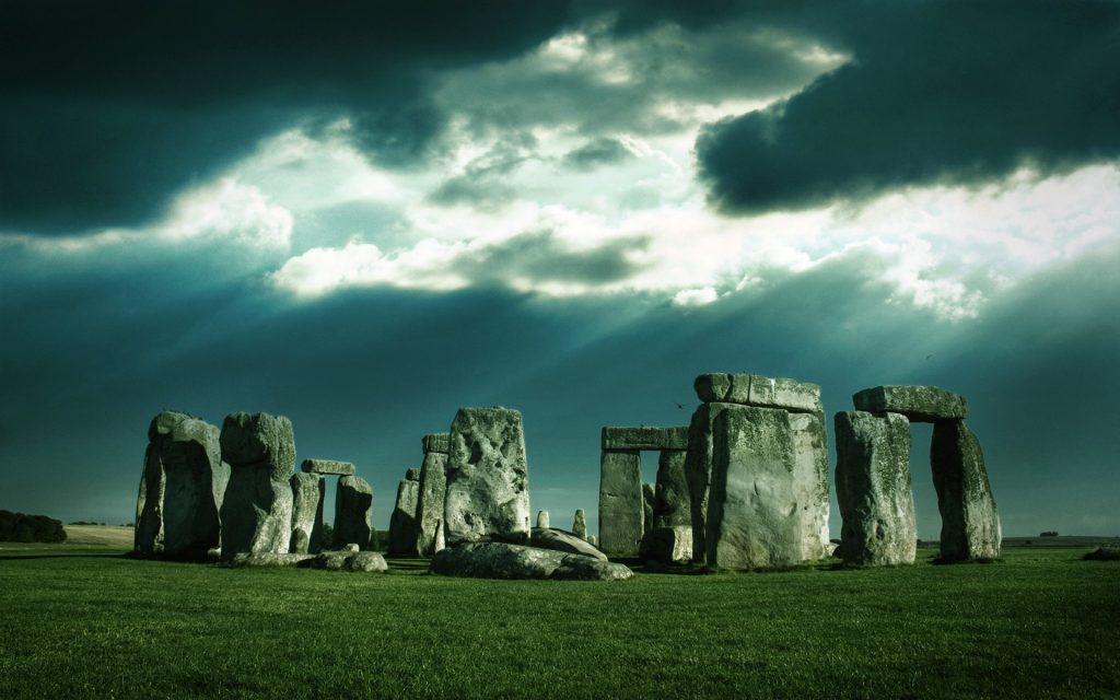 Stonehenge Widescreen Wallpaper 1920x1200