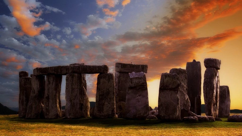 Stonehenge Full HD Wallpaper 1920x1080