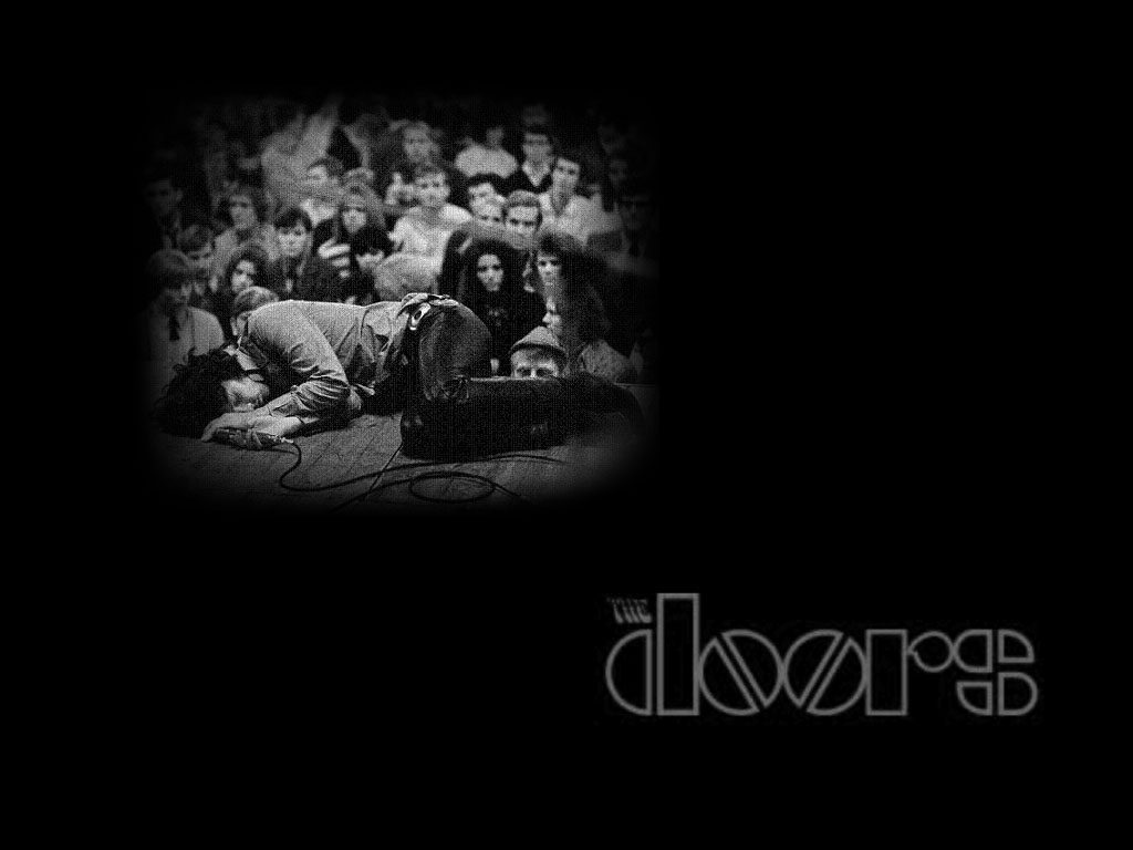 The Doors Wallpaper 1024x768