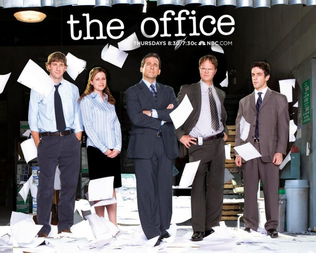 The Office Wallpaper 5120x4096