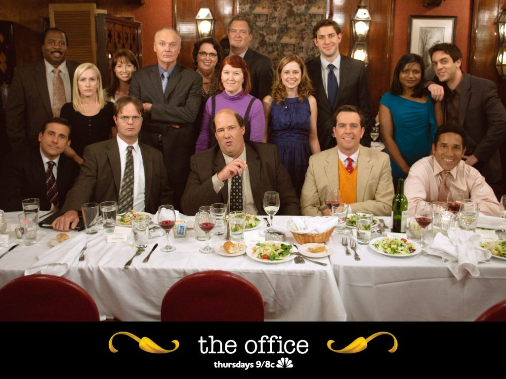 The Office Wallpaper 1600x1200